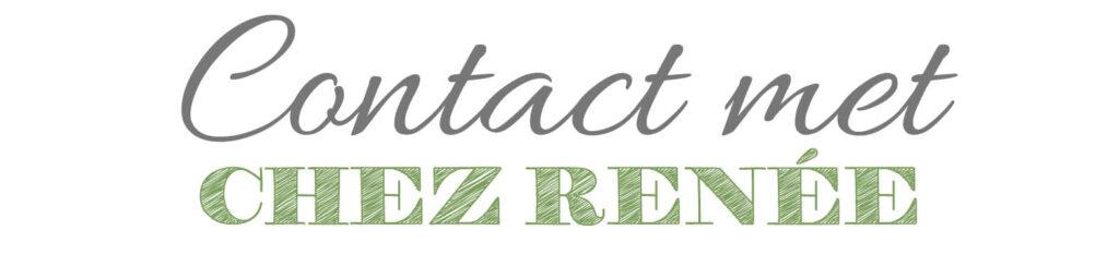 Contact Chez Renée