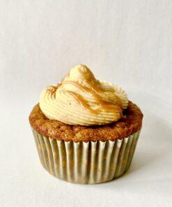 Salty Caramel Cupcake