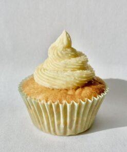 Less is more Cupcake